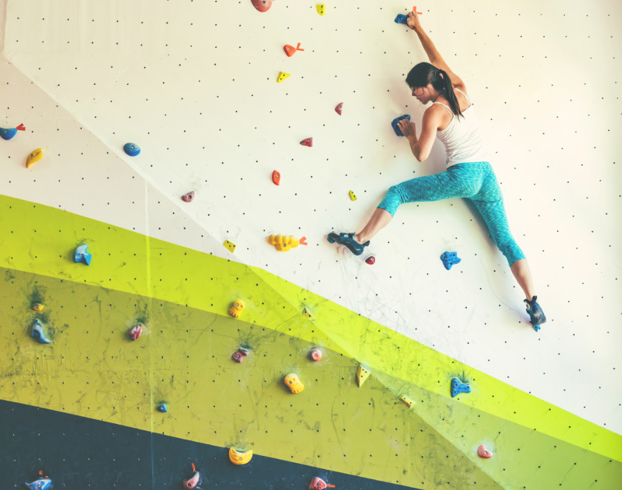 Indoor climbing's rise in popularity as Clip 'n Climb opens first 100 franchises in the UK