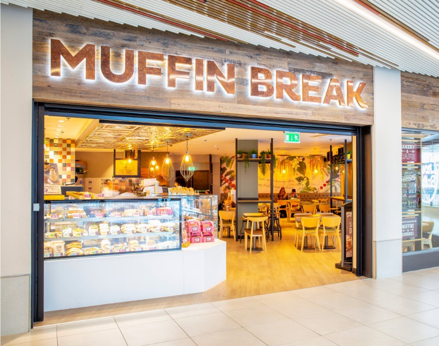 Muffin Break to open 65th UK store as revolutionary bakery takes over Britain's high streets