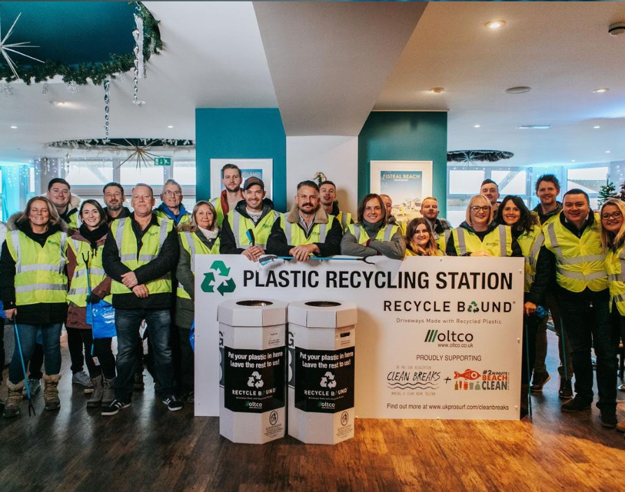 Oltco expands franchises by 450% in just under a year since launching recyclable resin driveway to combat plastic waste