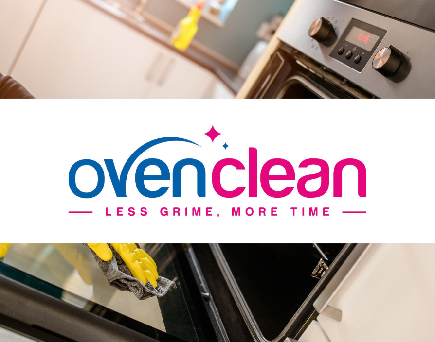 Ovenclean unveil 'updated' logo
