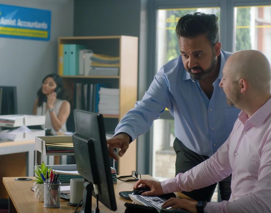 Screen Test For TaxAssist Accountants