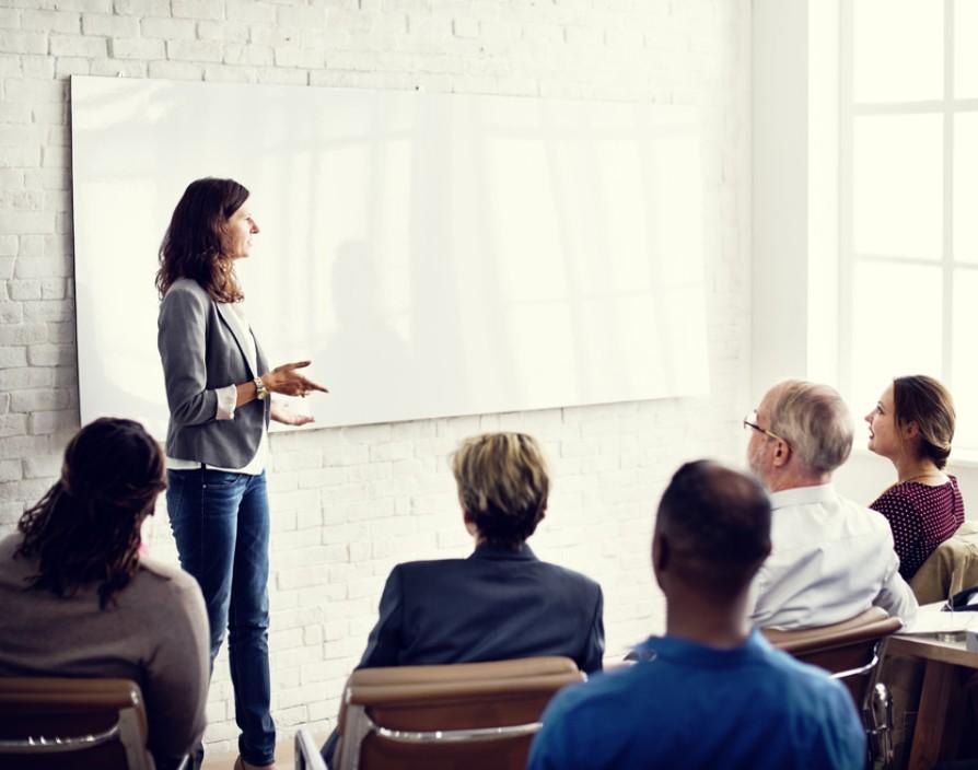 Dorian Gonsalves advises on the key issue of training…