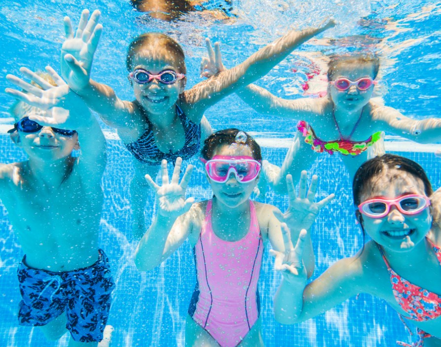 Helping parents overcome fear of water