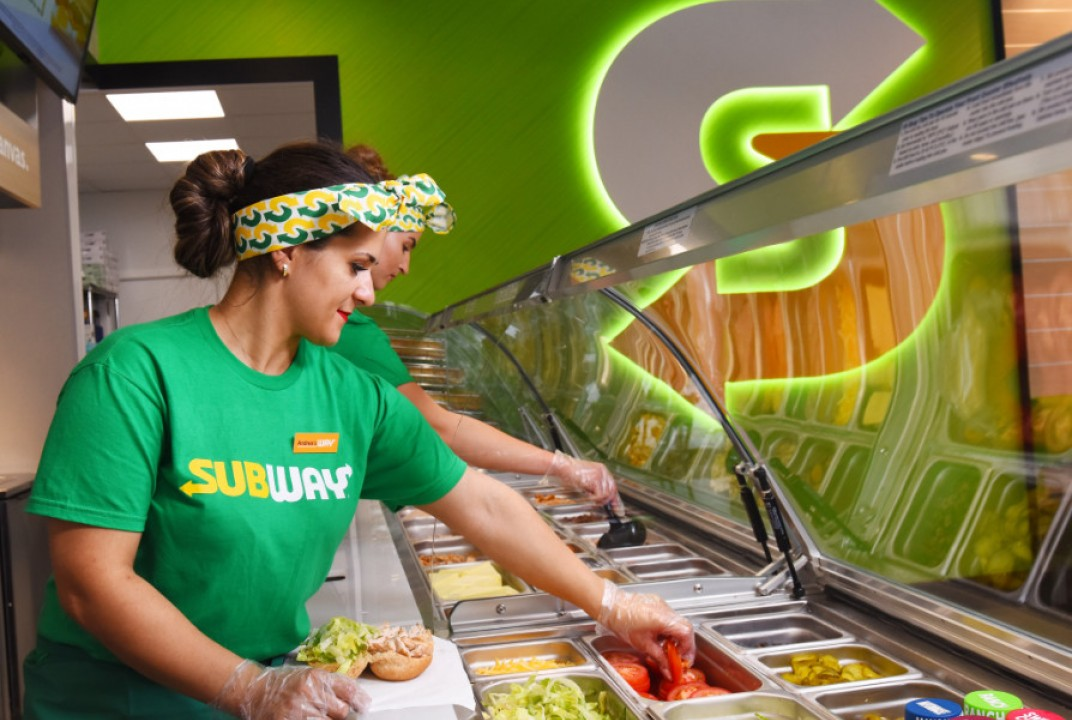 0 - Sandwich store chain Subway is a proven success story