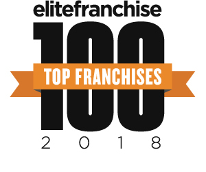 Franchise 100 logo