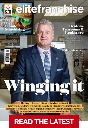 Elite Franchise Magazine June 2018