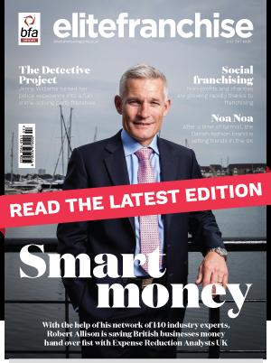 Elite Franchise Magazine July 2017
