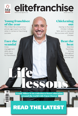 Elite Franchise Magazine August 2018