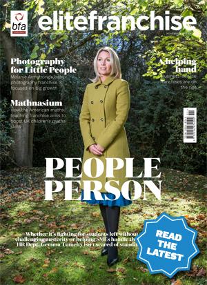 Elite Franchise Magazine November 2017