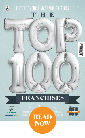 The Top 100 Franchises 2018