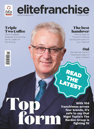 Elite Franchise Magazine September 2017